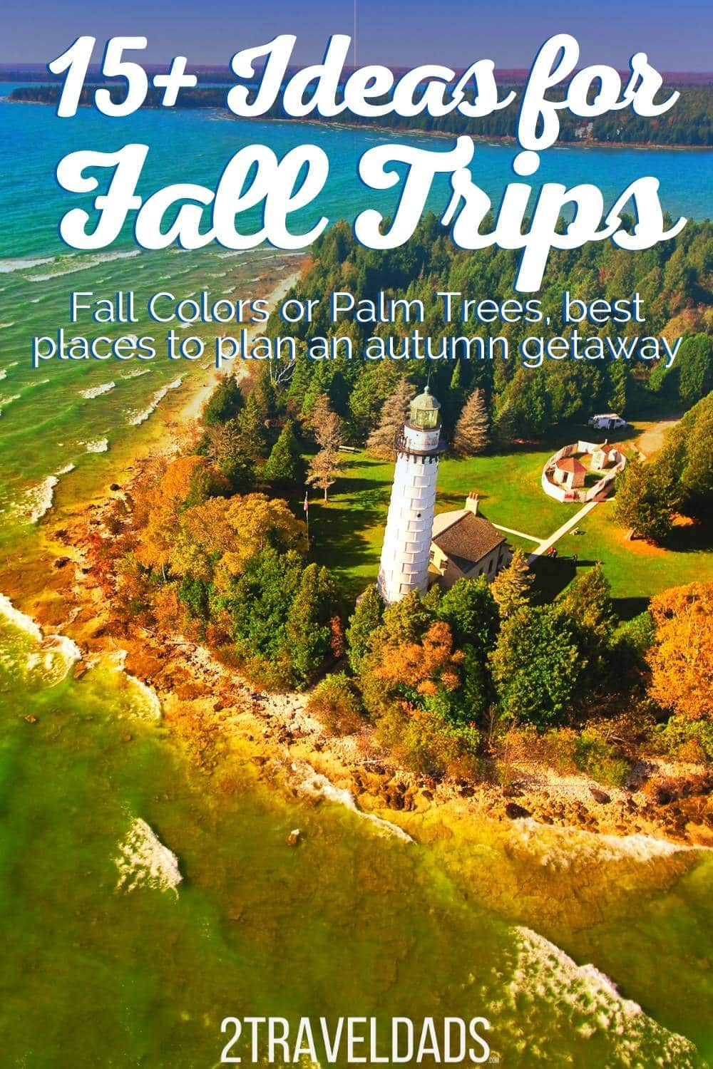The best places for fall colors in the USA, from the Lakes Region of New Hampshire to Napa Valley. 15+ picks for easy weekend getaways for autumn foliage across the United States.
