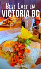 Best Restaurants in Victoria BC Podcast pin 5