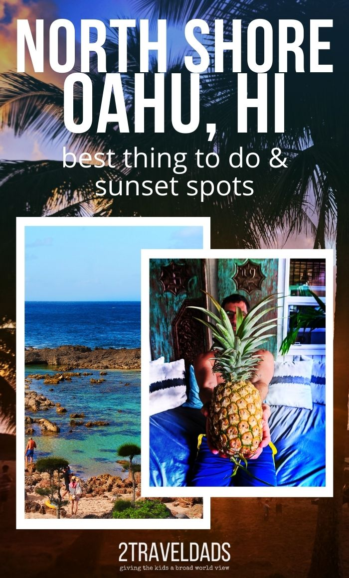 Thrilling and fun things to do on Oahu's North Shore are everywhere. From free things to do such as hiking and watching the perfect sunset, to tours and food trucks at night, the North Shore has the best activities on Oahu.
