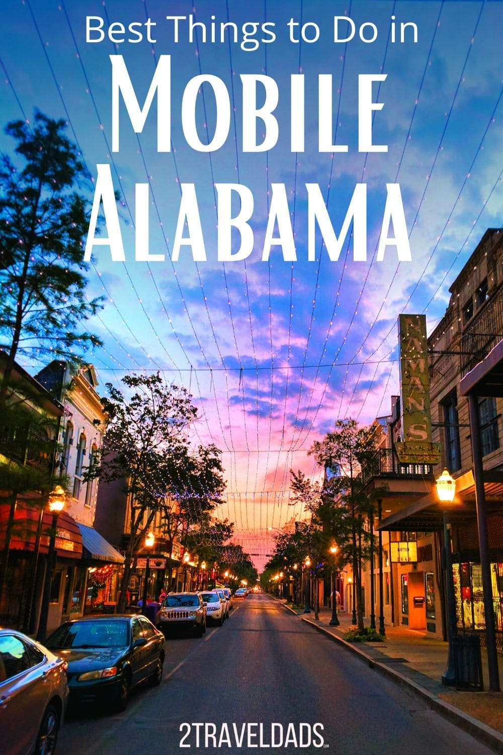 Mobile, Alabama is a fun, mellow alternative to New Orleans. The best things to do in Mobile, Alabama range from walking the wrought iron balcony lined streets to airboat rides to find alligators. So much to do in Mobile!