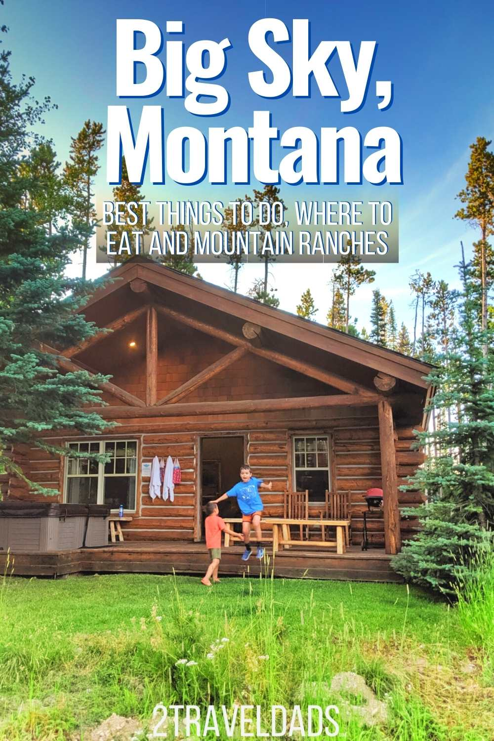 Big Sky Montana is full of things to do besides skiing. Summer weather is great for visiting Yellowstone, hiking trails to waterfalls, horseback riding, the best BBQ in Montana and more. Very nice resorts and lodging.