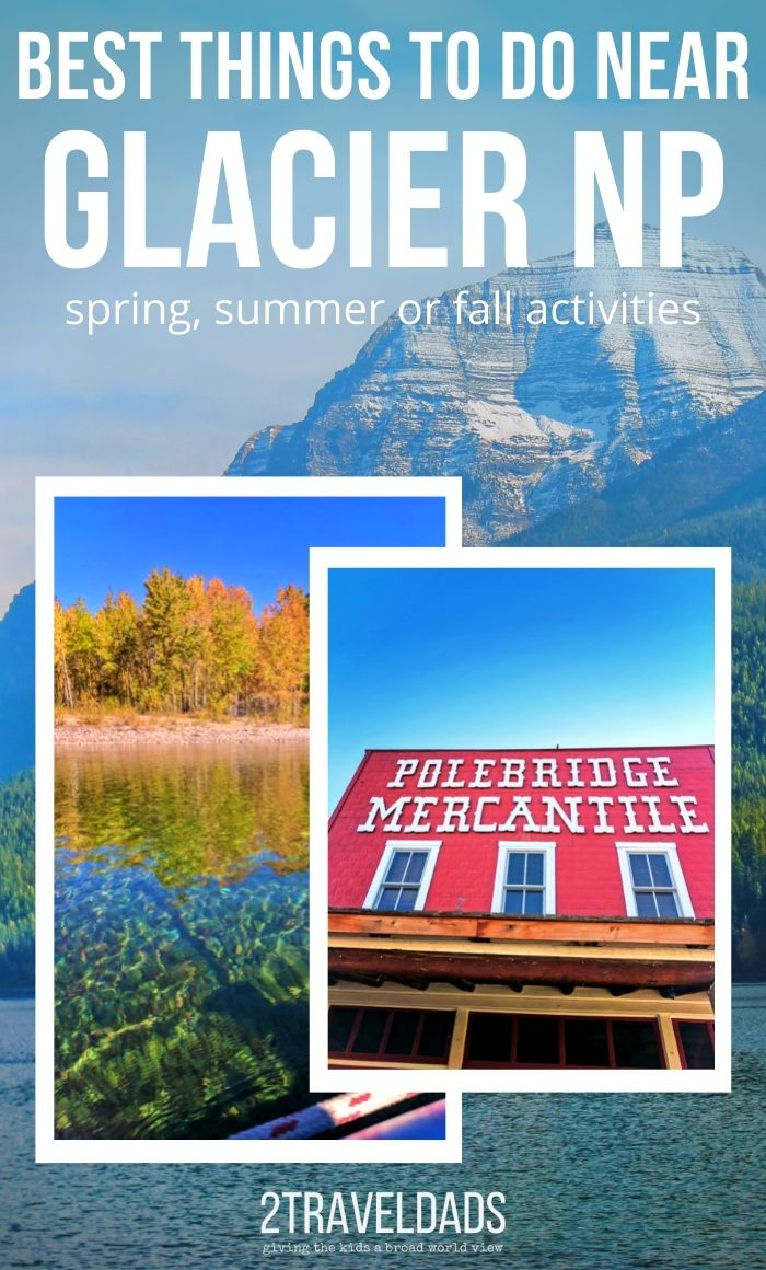 The best things to do near Glacier National Park include easy hikes, cool breweries and beautiful views in the National Forest. Top picks for activities near Glacier NP in any season.