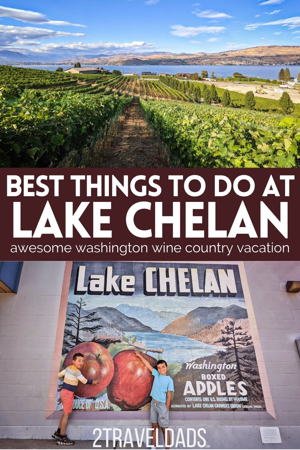 With so many things to do at Lake Chelan, it's no wonder this part of Washington Wine Country is so popular with locals. Wine tasting, hiking, boating and more, plan a fun vacation to Washington's year-round playground.