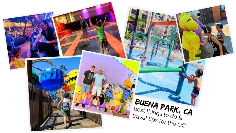 Buena Park is the entertainment capitol of Orange County full of fun and unique eqperiences. So many things to do in Buena Park!