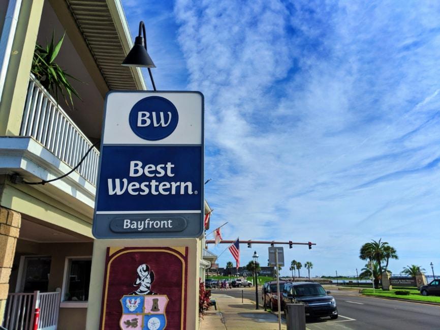 Best Western Bayfront Hotel St Augustine Florida 1