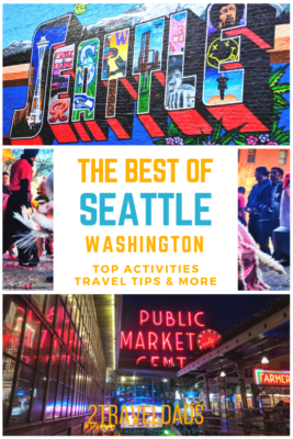 Exploring Seattle with out of town guests is an adventure. From the best activities to favorite Seattle foodie spots, hiking to biking. Complete guide to visiting Seattle.