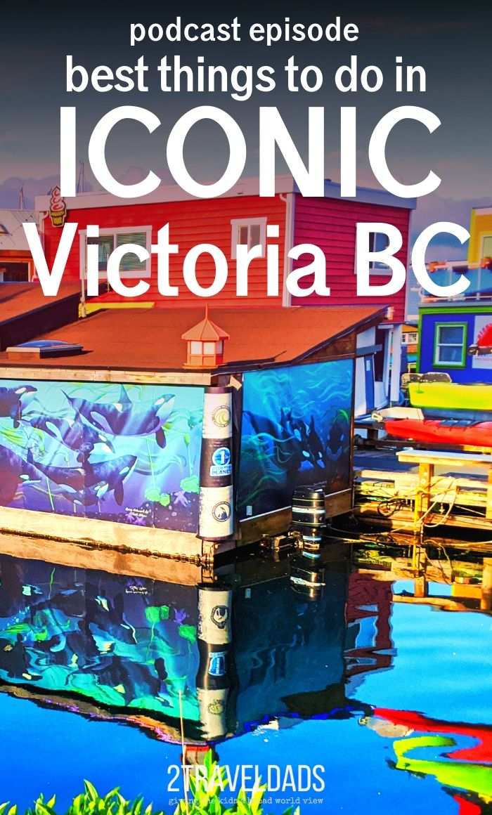 In this episode we talk about the most iconic and interesting places to visit in Victoria BC. We're chatting about everything from touring parliament to biking up-island to the Butchart Gardens. #Victoria #BritishColumbia #Canada