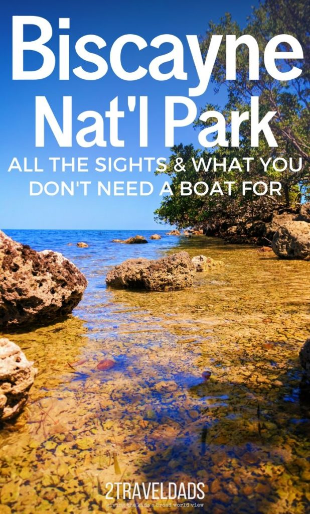Guide to Biscayne National Park, Miami Florida