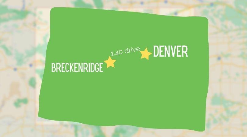 Breckenridge Map