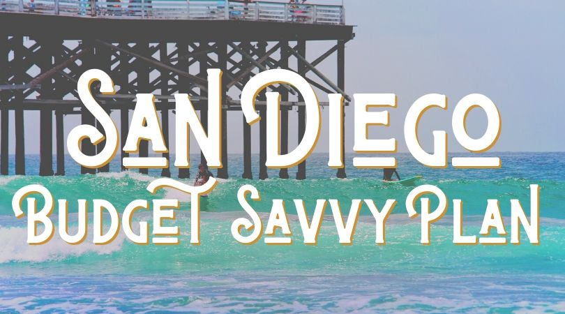 Ideal plan for a San Diego family vacation on a budget. Using points, enjoying beach days, and free activities make it a perfect summer travel destination. #beach #SanDiego #California #vacation
