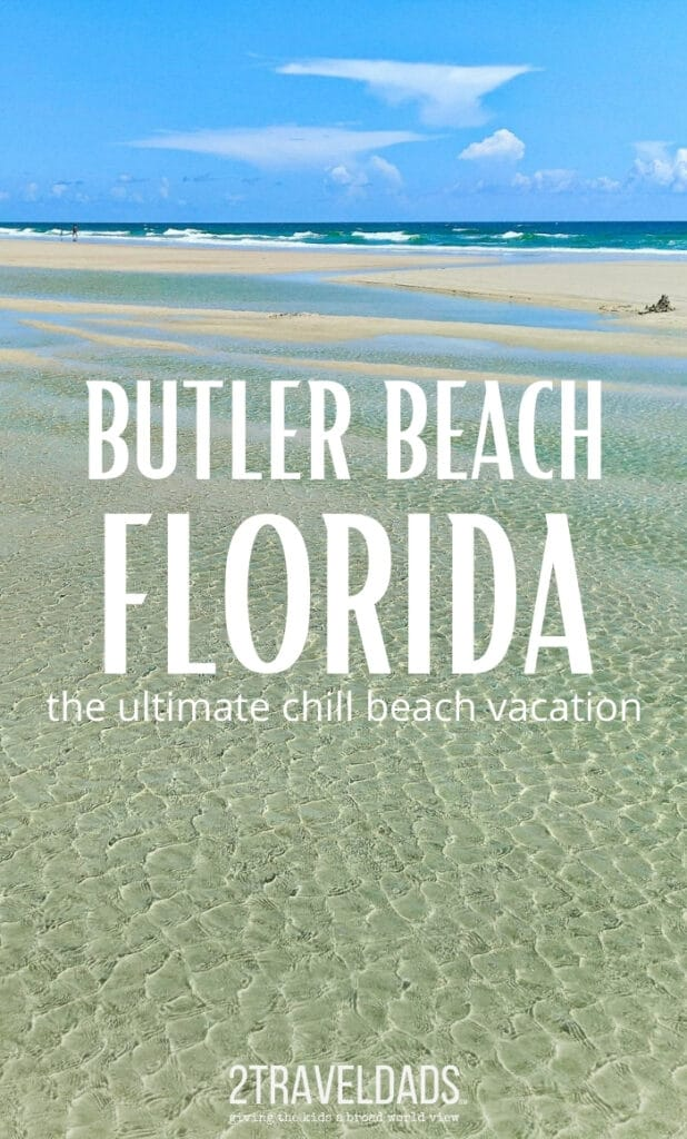 Butler Beach and Crescent Beach are dream destinations for a Florida vacation. Located between Daytona and Saint Augustine, the beaches are perfect and surrounded by history and natural beauty. #Florida