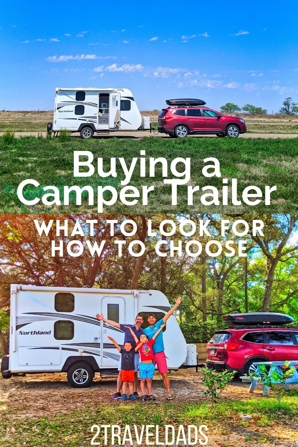 Buying a camper trailer can be complicated. We did a pandemic road trip across the USA in our camping trailer and learned a lot. These are our experiences and observations as new RV owners and in driving across the country during COVID19.