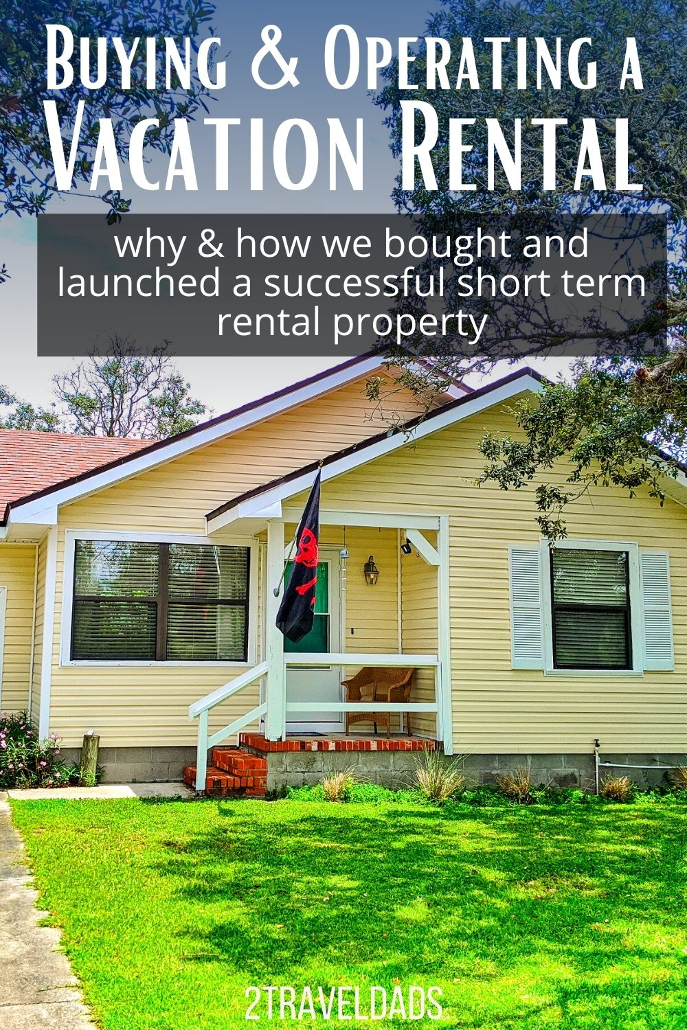 Buying a vacation rental can be complicated. We bought, fixed up, and ran a profitable short term rental in less than a month. Here's how we did it and tips for running a successful vacation rental in Florida (or anywhere).