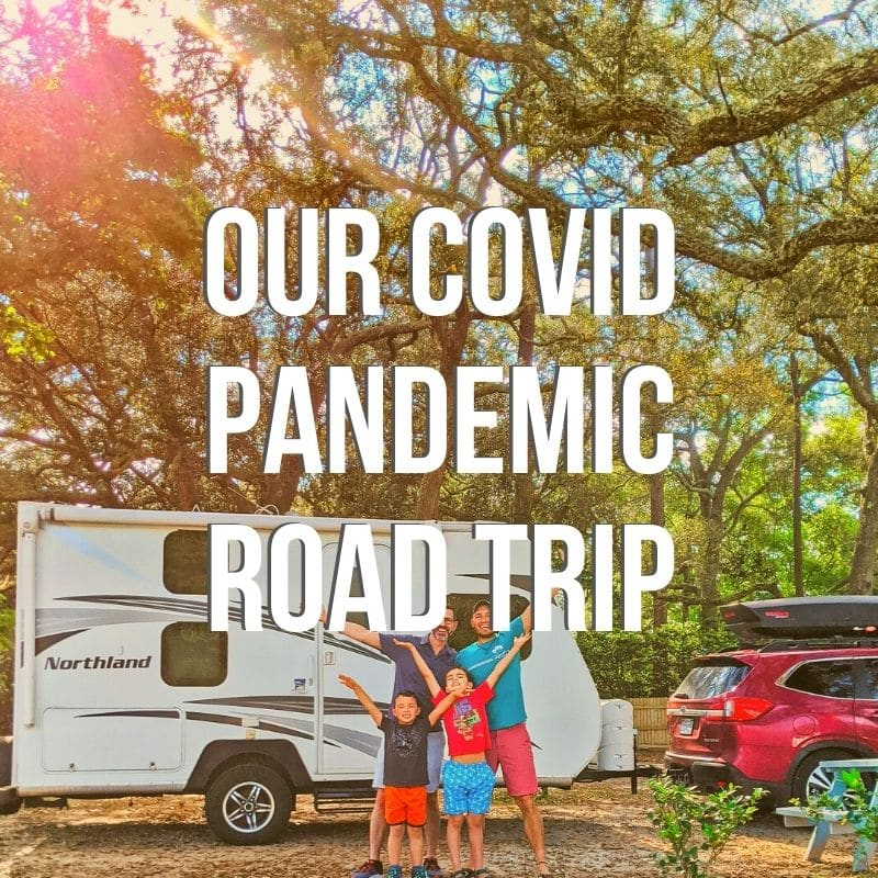 Not for fun-travel, but because we had to, we did a pandemic road trip across the USA. These are our experiences and observations across the country during COVID19.
