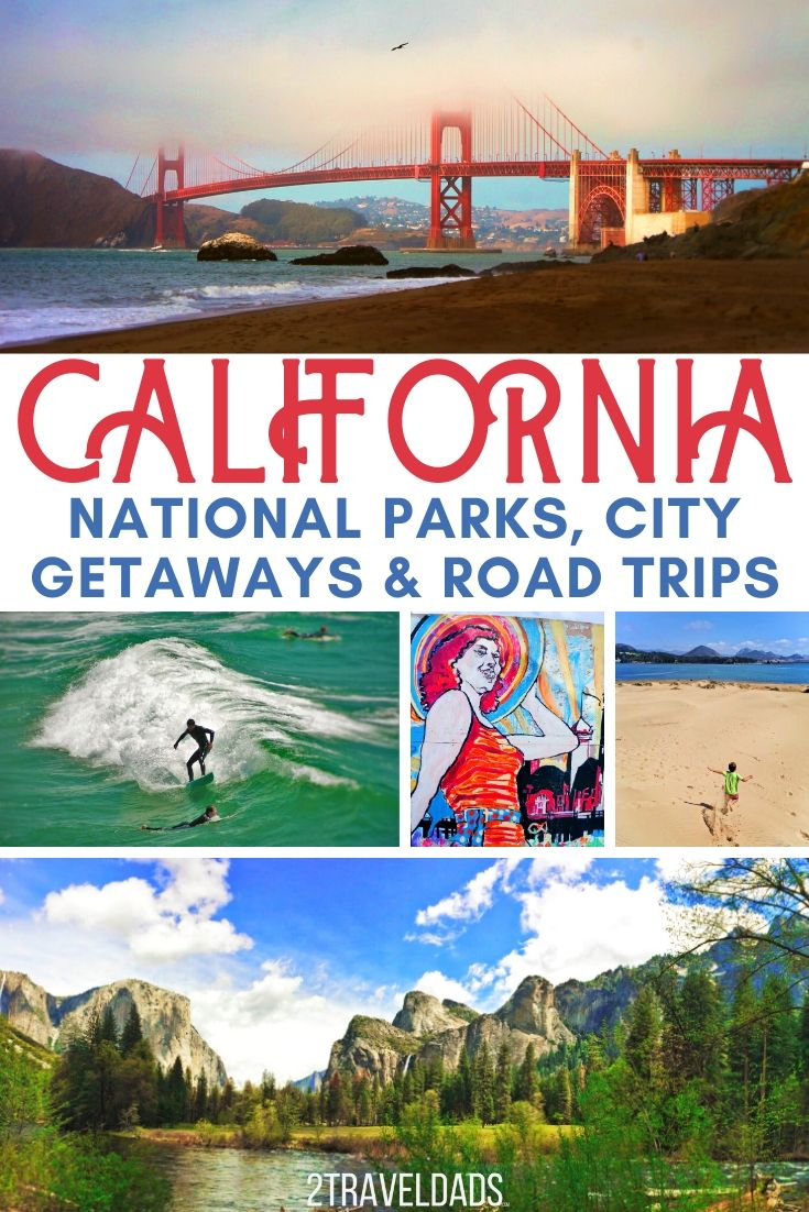 California travel guide focusing on exploring the state via road trips, enjoying National Parks, and visiting California on a budget. From San Diego to the Oregon border, hiking, beaches and city getaways all over California.