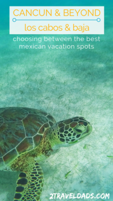 Choosing from the best Mexican vacation spots is tough with beautiful places like Cancun or Cabo San Lucas. Comparing the two destinations in Mexico for the best trip.