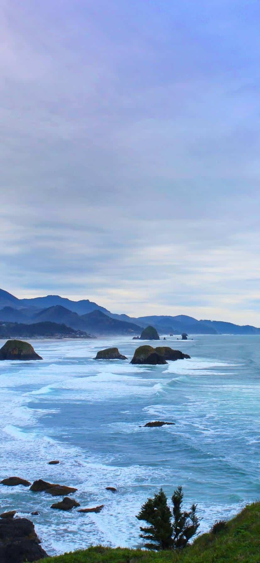 Cannon Beach Oregon Coast Road Trip