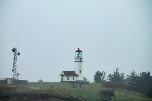 Cape Blanco Lighthouse Southern Oregon Coast 2