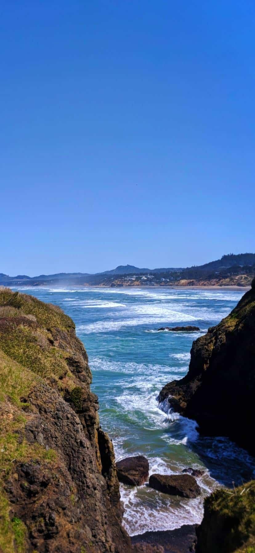 Cape Perpetua Oregon Coast Road Trip