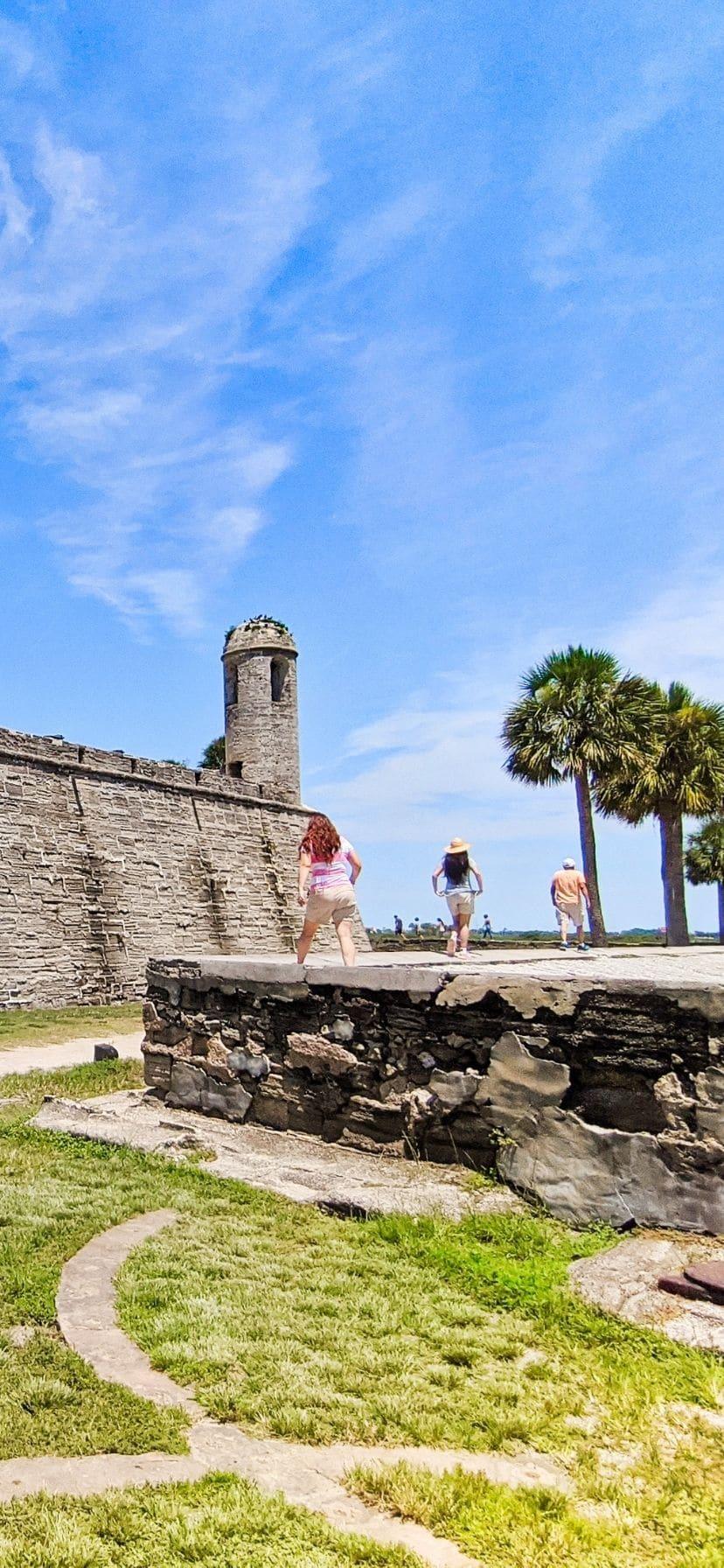 Castillo de San Marcos Downtown St Augustine FL 3