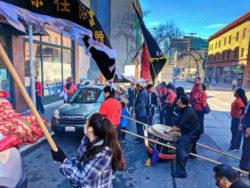 Chinese New Year Celebrating Chinatown Seattle 3