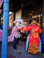Chinese New Year Celebrating Chinatown Seattle 4