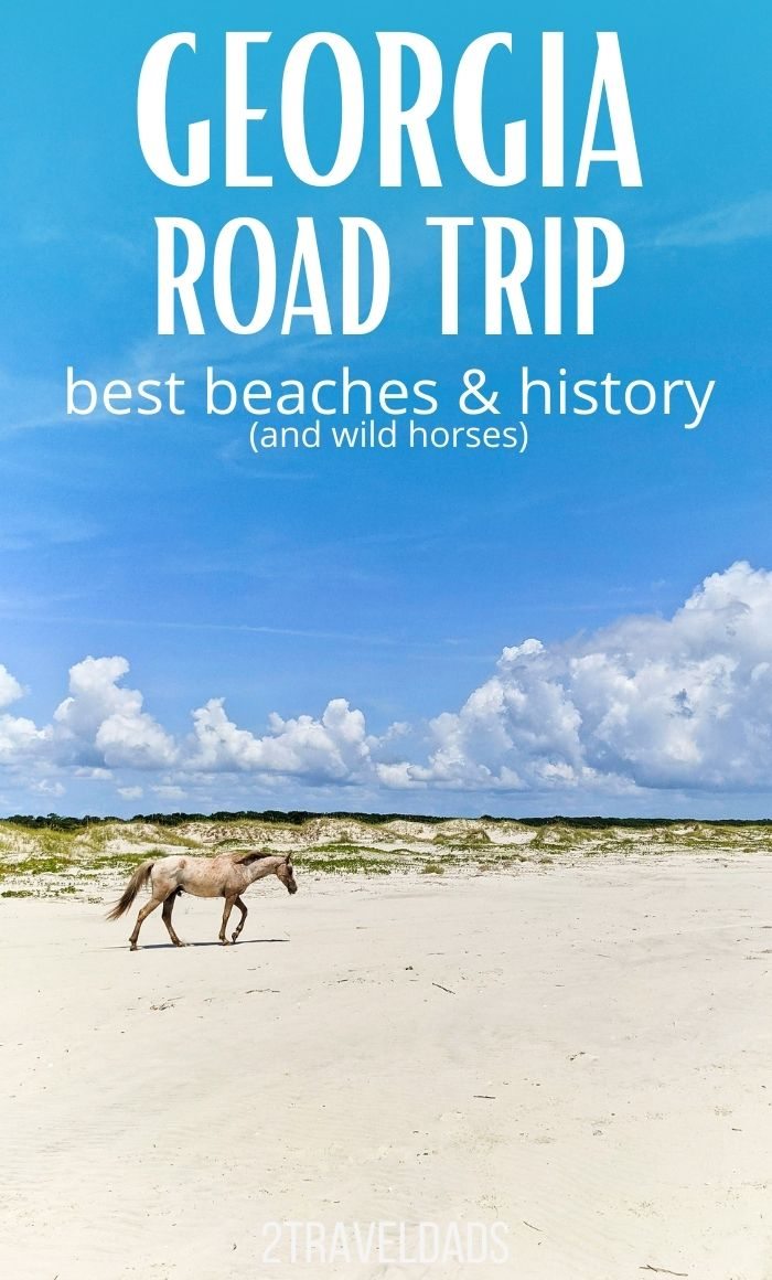 This Georgia Coast road trip plan is perfect for enjoying Coastal Georgia beaches, historic sites and great food. Drive from Atlanta to Savannah or cross the Florida-Georgia line for this fun and beautiful road trip route.