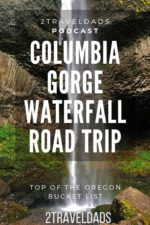 We're talking about the Columbia Gorge Waterfall road trip in this episode.  Either a great summer hiking travel route or an easy day trip from Portland, this area is gorgeous and great to visit with kids. We finish this episode with some recommendations in Hood River, Oregon.