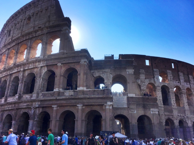 Colosseum Rome Italy 1