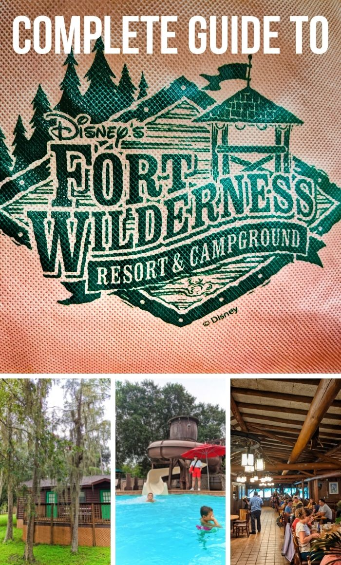 Diseny's Fort Wilderness Resort and Campground is the most fun and unusual accommodations at Disney World. See what to do, where to dine and camping options at Disney World.