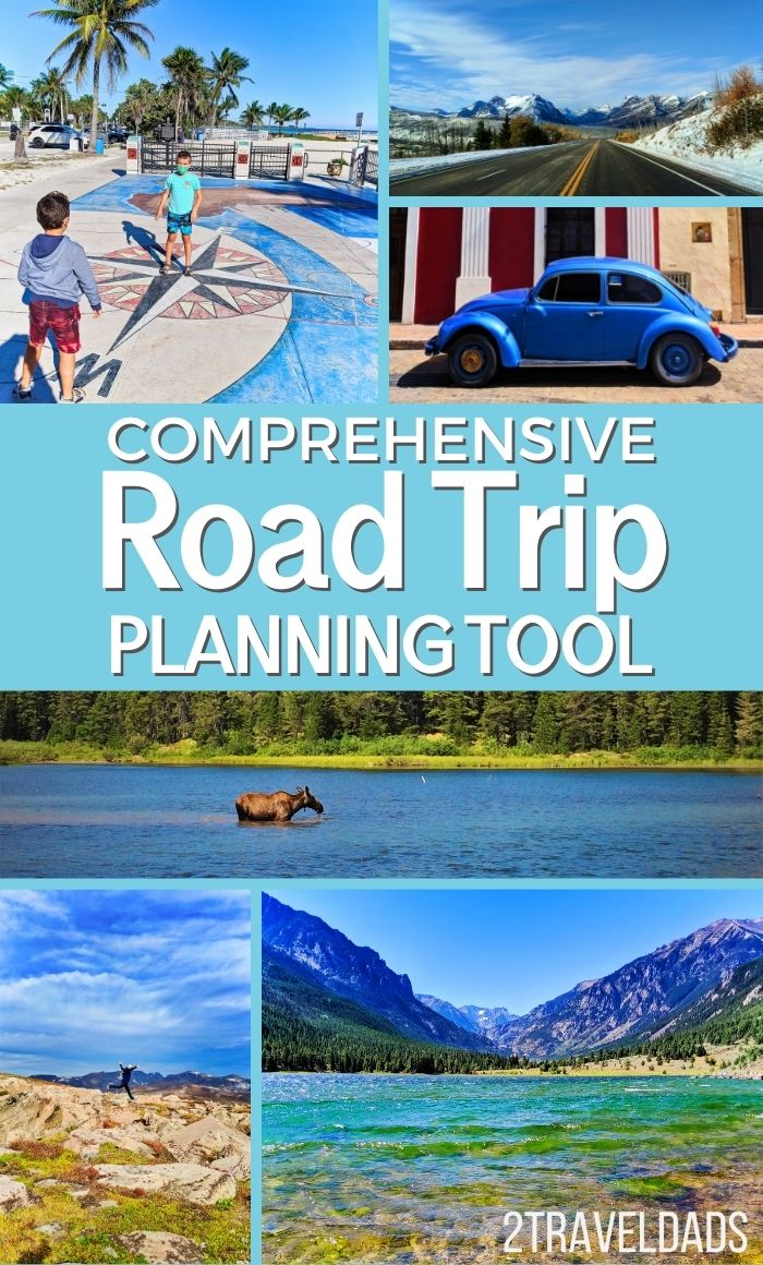 Planning a road trip can be complicated, from setting a budget to planning your route and stops along the way. The road trip planning tool teaches how to make an itinerary and realistic road trip budget range.