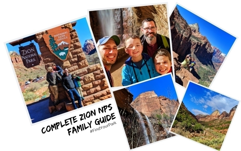 The complete guide to Zion National Park includes best hiking with kids, where to stay, how to use the shuttle system, picnicking and accessing less popular areas of Zion. Includes everything you need for planning off-season or in summer.