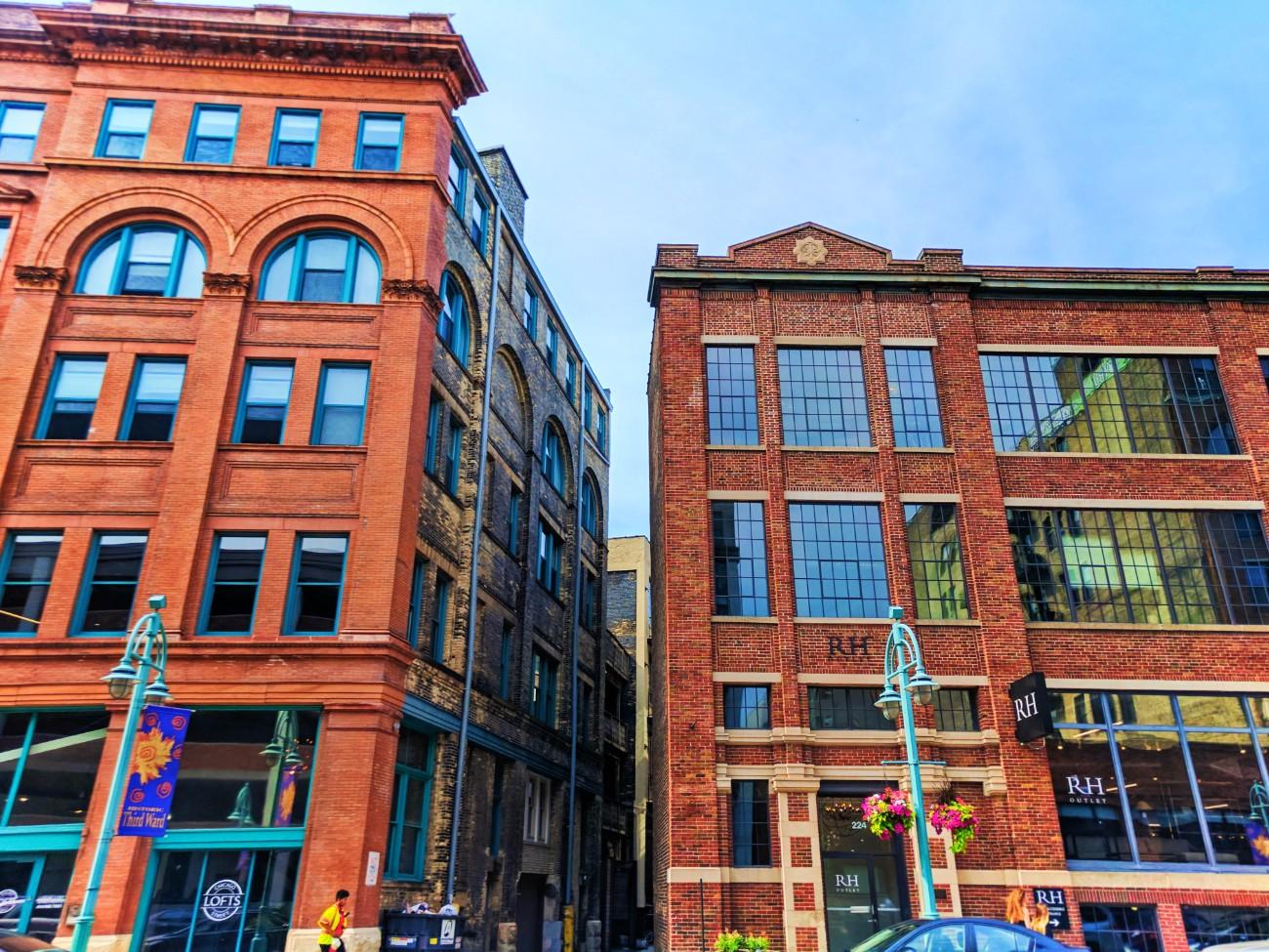 Condos in Historic Third Ward Milwaukee Wisconsin 1