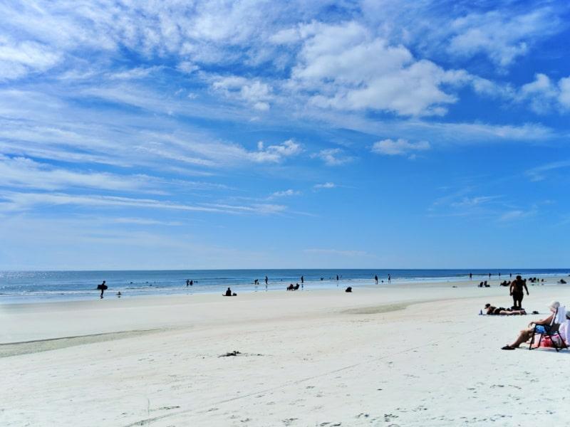 Crescent Beach St Augustine Beach Florida 1