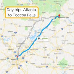 Day trip_ Atlanta to Toccoa Falls