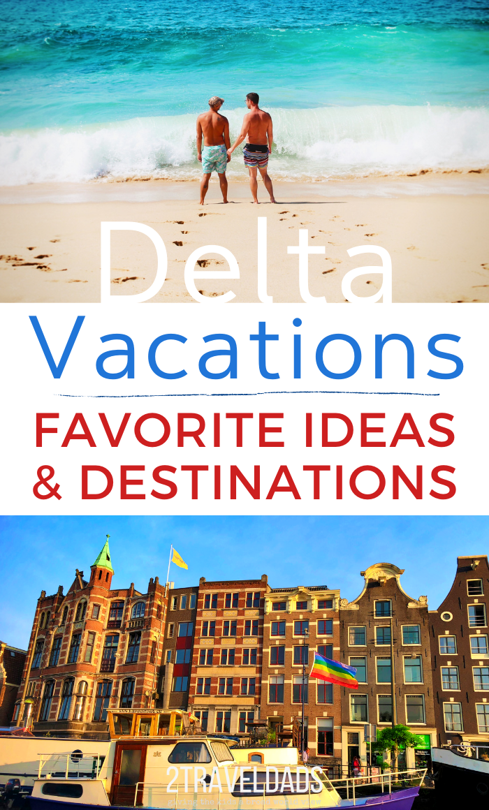 Delta Vacations is ideal for booking travel packages and earning miles, from all inclusive beach resorts to curated trips to China. Easy vacation planning. #vacation #travelplanning #allinclusive
