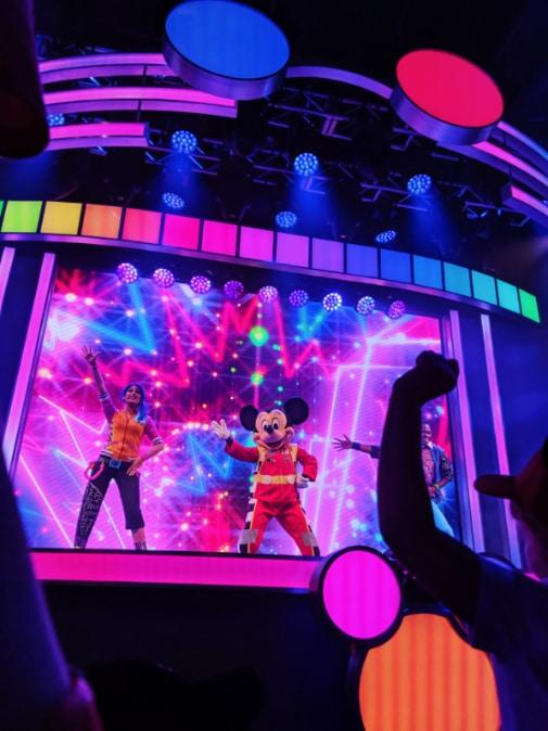 Disney Junior Dance Party Hollywood Studios Disney World Florida 1