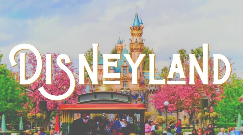 Guide to all things Disneyland