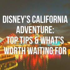 Disney's California Adventure is one of our favorite theme parks. Often we're asked if it's worth adding to a Disneyland trip. YES! This is our guide to the most fun and what's actually worth waiting for. From Pixar Pier to taking kids on Guardians of the Galaxy: Mission Breakout we talk about the attractions and experiences that are worth waiting in long lines for. Also, what shows and experiences are not to miss. Tips for having the best visit to Disney's California Adventure any time of year.