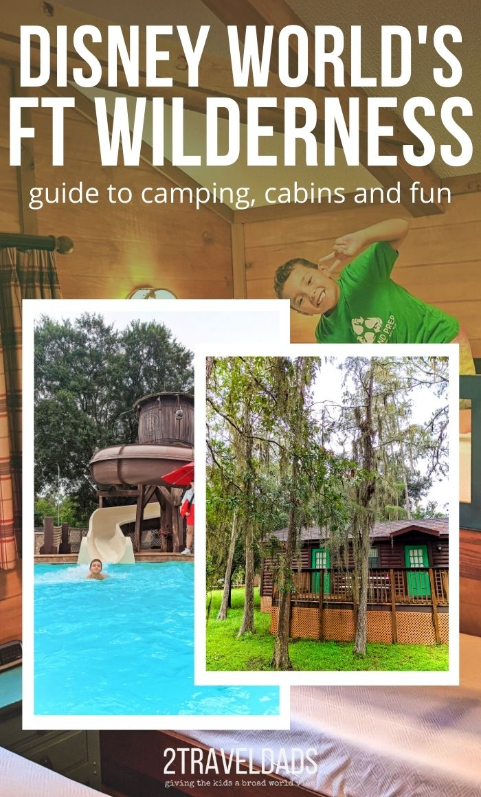 Disney's Fort Wilderness Resort and Campground is the most fun and unusual accommodations at Disney World. See what to do, where to dine and camping options at Disney World.