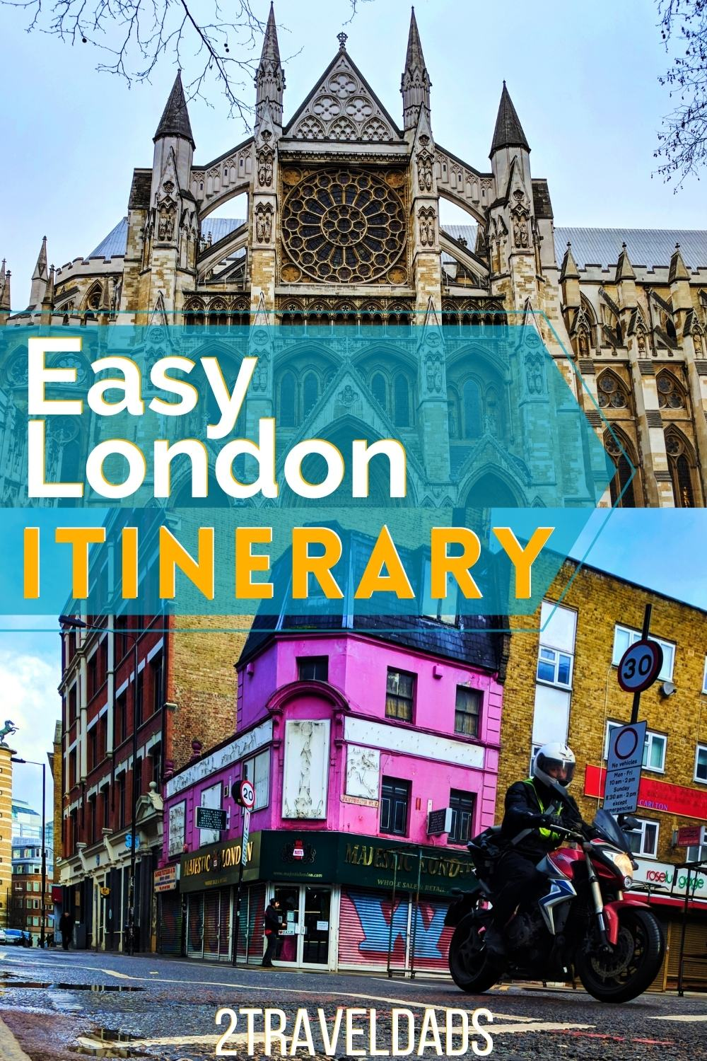 Easy London itinerary for seeing the most iconic sights, best museums and hidden gems that make London so special. Tips for solo or group travel, including fun food to watch for and local markets.