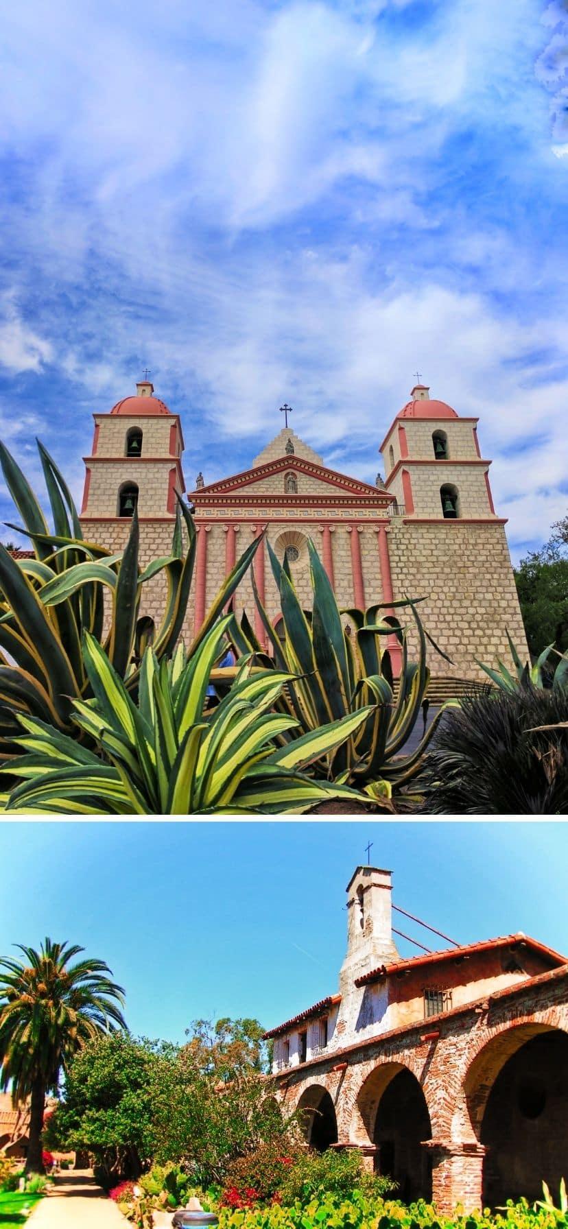 El Camino Real Missions California Coast Road Trip