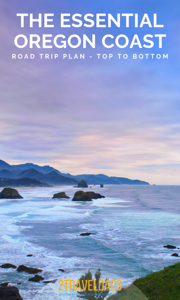 From tip to tip, this is the essential Oregon Coast road trip plan. You can't miss these 30+ places to visit from Astoria to Brookings, including the best beach vacation town in Oregon. Perfect itinerary to enjoy relaxation, photography and great microbrews. #oregon #roadtrip #vacation
