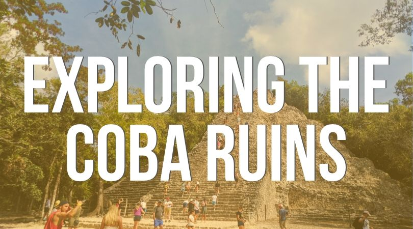 Exploring Coba Ruins Landing