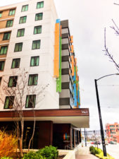 Exterior of EVEN Hotels South Lake Union Seattle 1