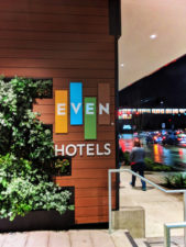 Exterior of EVEN Hotels South Lake Union Seattle 2