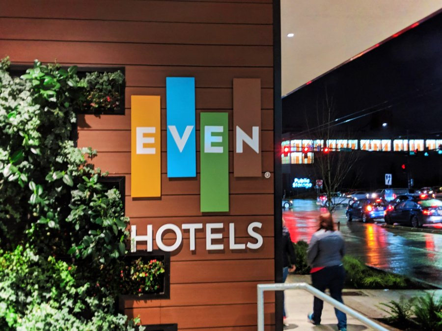 Exterior of EVEN Hotels South Lake Union Seattle 2b