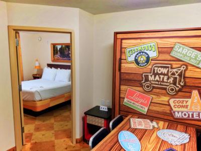 Family Suite at Art of Animation Resort Walt Disney World Orlando Florida 1