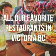 We've picked our favorite restaurants in Victoria, BC and are dishing out from breakfast to dinner. These are our top picks for where to eat in Victoria for local farm to table, vegetarian, and family friendly dining. See who we think makes the best breakfast cocktails or fish and chips in Victoria.