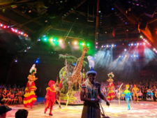 Festival of the Lion King Africa Disneys Animal Kingdom Disney World Orlando 1